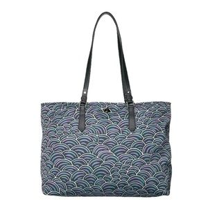 Kate Spade Taylor Party Bubbles Large Nylon Tote
